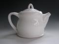 White teapot, 2010