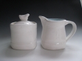 Birdie sugar and creamer set, 2011