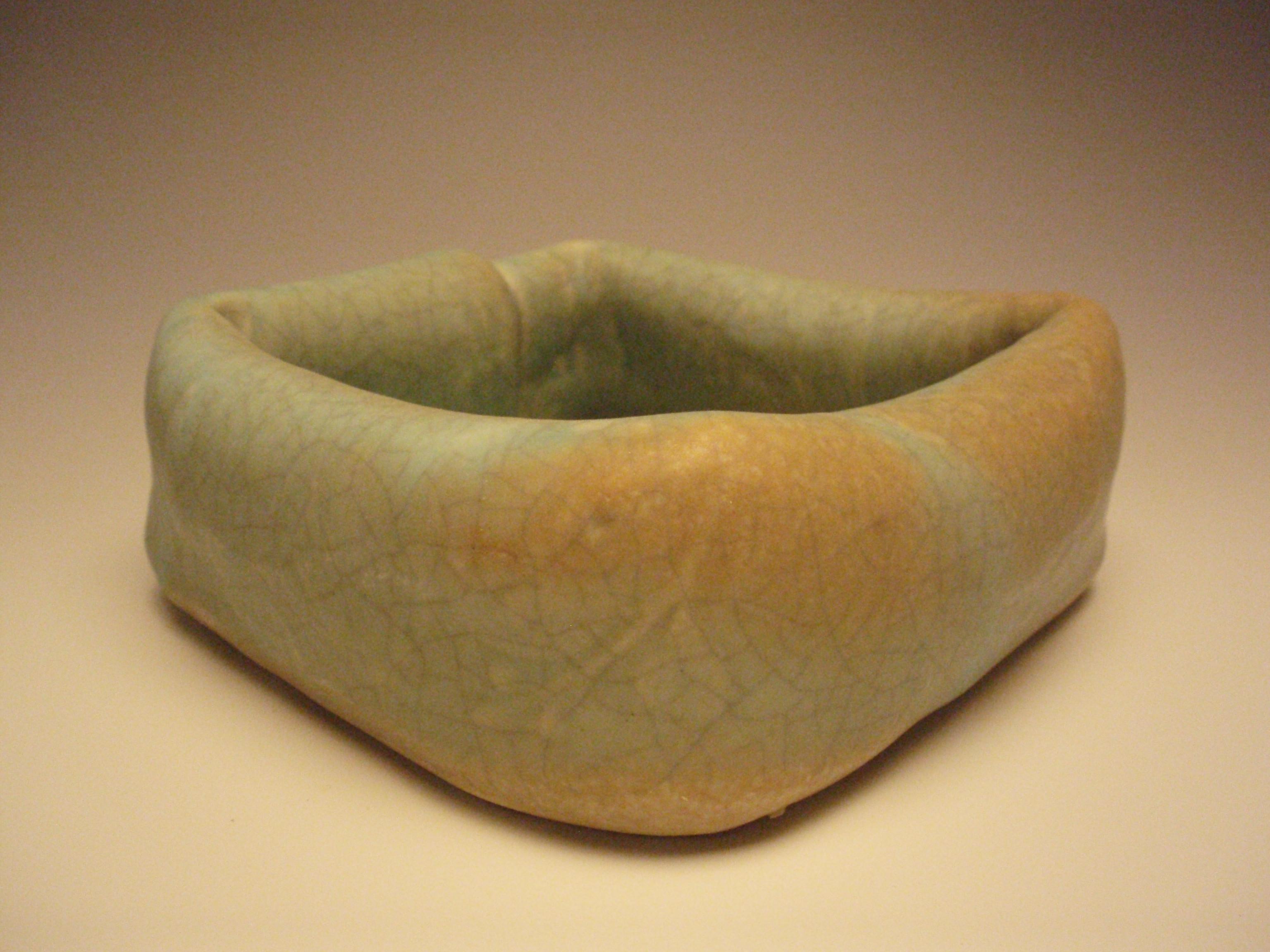 Green Pillow box, 2007